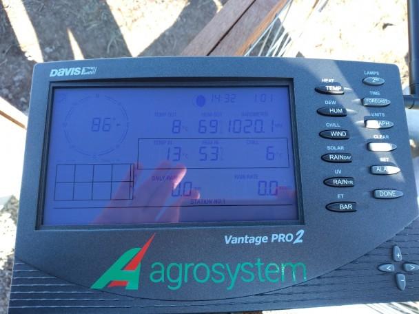Os dados das estações vão alimentar um novo Sistema de Monitoramento e Alertas Agroclimáticos (Simagro), a ser desenvolvido pela Secretaria