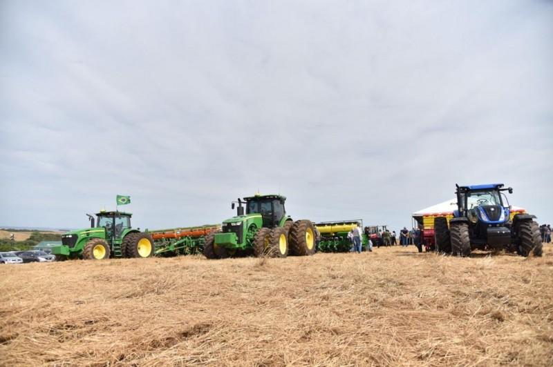 Conforme projeção da Emater, os produtores irão semear soja em 6,3 milhões de hectares no RS na safra de verão - Foto: Rodrigo Ziebell / Ascom GVG
